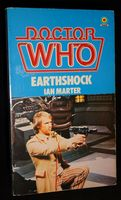 Doctor Who Target Novelisation No 78: Earthshock - Paperback